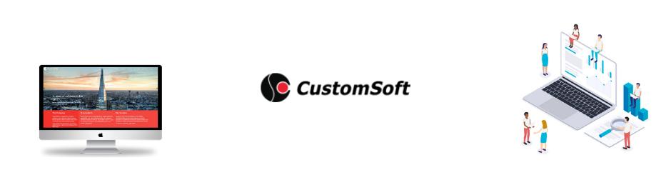 CustomSoft banner