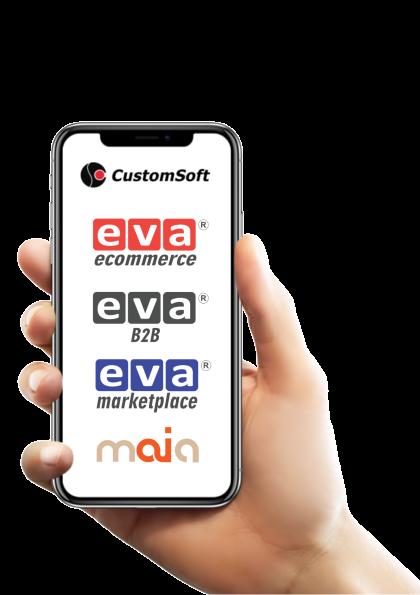 CustomSoft logos