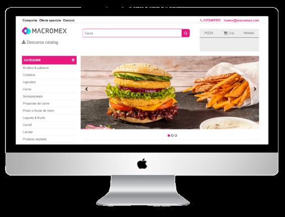 Macromex Website