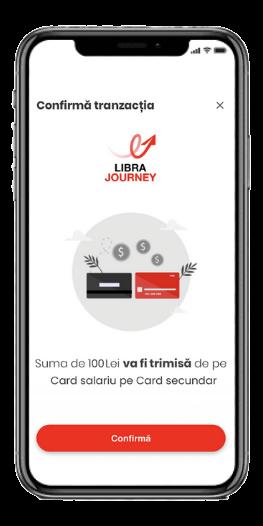 Libra Journey app